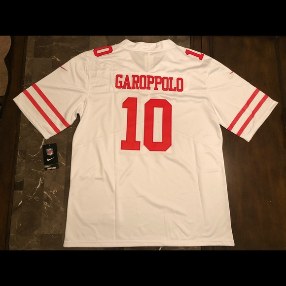 wholesale dealer b6f12 4cda9 Jimmy Garoppolo 49ers LIMITED Jersey NWT